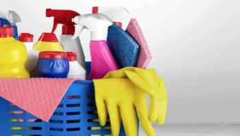 ¡Cuidado! Mezclar productos de limpieza podría poner en peligro tu salud