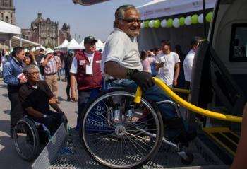 Personas con discapacidad, tienen apoyos para enfrentar el Covid-19