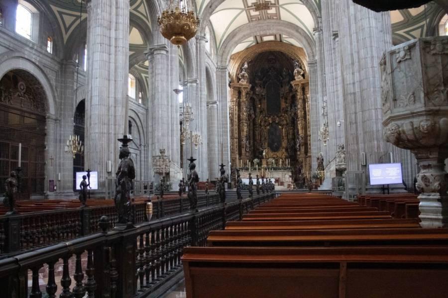Por COVID-19, Arquidiócesis plantea celebrar el Jueves Santo en casa
