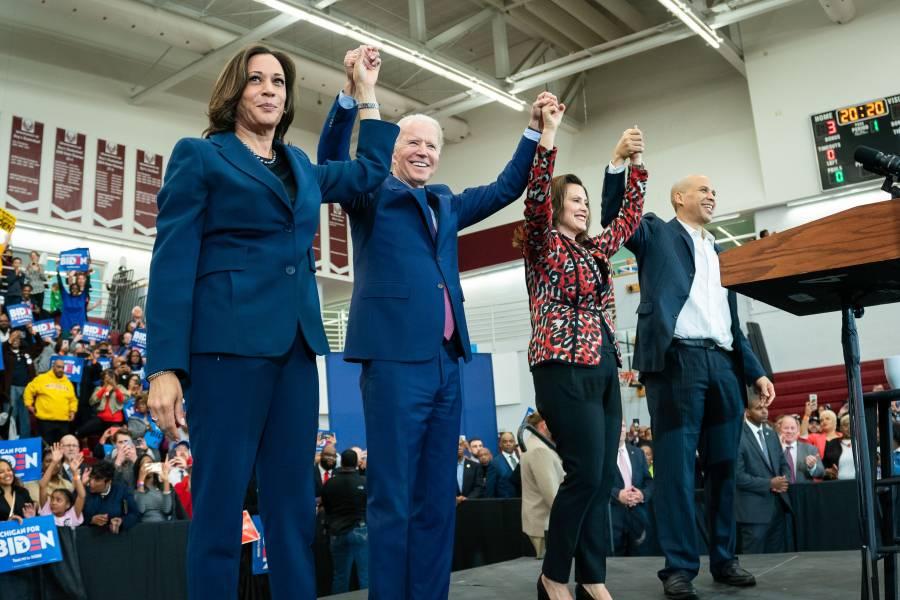 Joe Biden lidera encuesta nacional por la presidencia de Estados Unidos