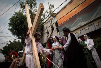 SSC implementa operativo vial por Semana Santa en Iztapalapa