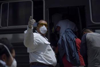 Guatemaltecos cierran frontera con México para evitar contagios de Covid-19