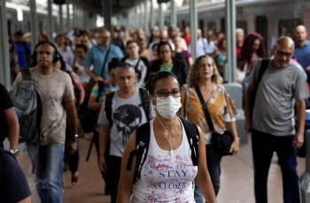 Brasil alcanza cifra máxima de muertos en un sólo día