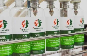 Heineken y Modelo al combate de Covid-19