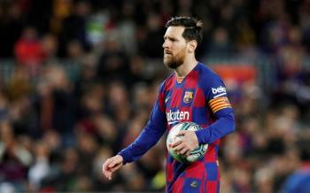 Messi descarta ir al Inter y que haya pagado fianza de Ronaldinho