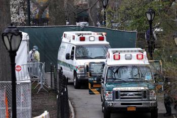 NY anuncia caída de ingresos a hospitales por Covid-19