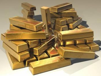 Roban minas y se llevan barras de aleación de oro y plata