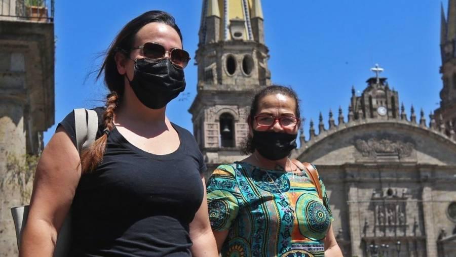 Jalisco no reporta nuevos contagios; se mantiene con 139