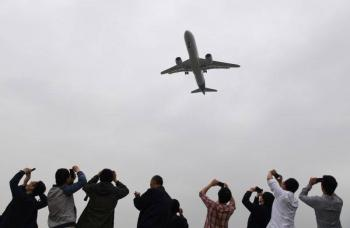 Se espera para hoy aterrizaje de avión procedente de China con insumos médicos para México