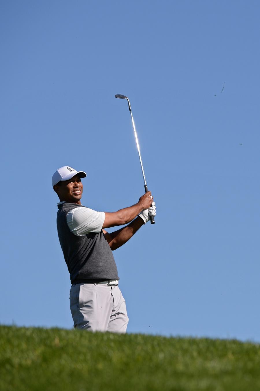 A 23 años de su primer triunfo, Tiger Woods continúa en la élite