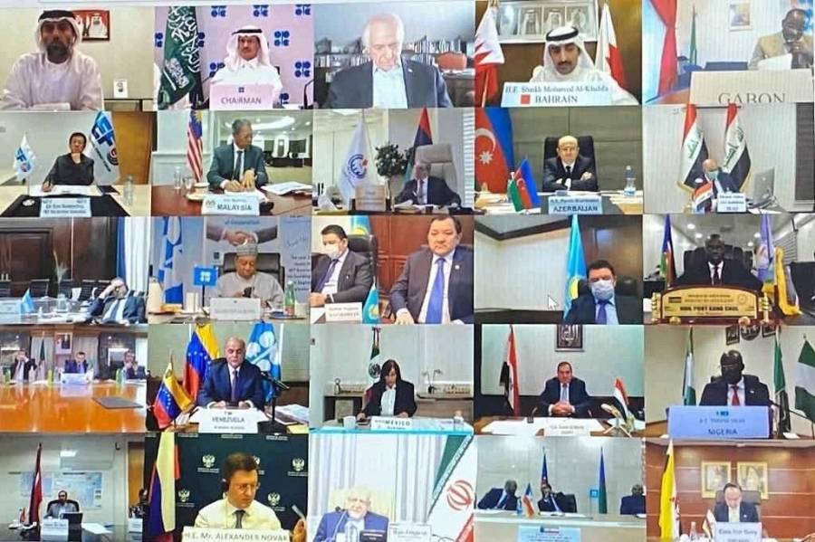 La OPEP reanuda videoconferencia para acuerdo petrolero
