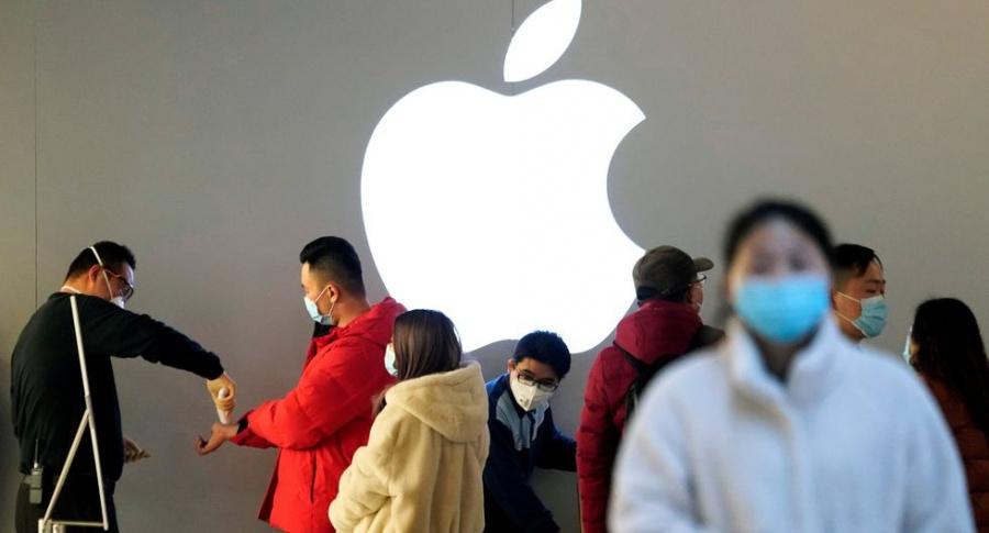 Apple y Google van por app contra Covid-19