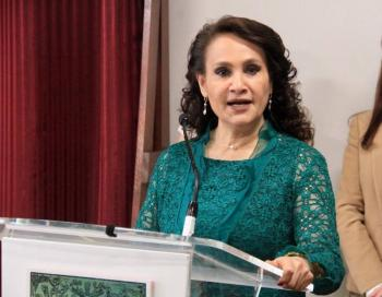 Último recurso de AMLO es contratar más deuda externa ante contingencia sanitaria: Dolores Padierna