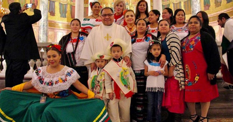 Jorge, el mexicano que dejó su  fortuna para ser sacerdote en EU