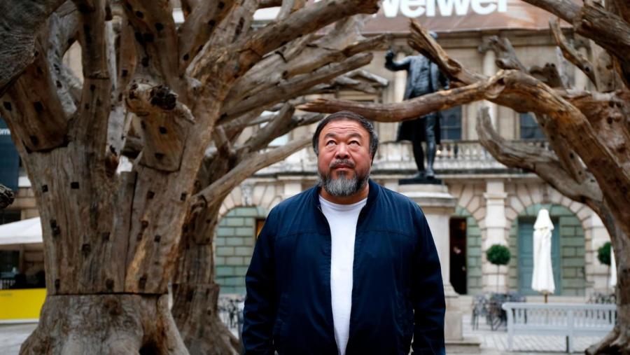 Ai Wei Wei pone en duda situación de Wuhan