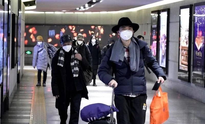 Nuevos casos de Covid-19 preocupan a China
