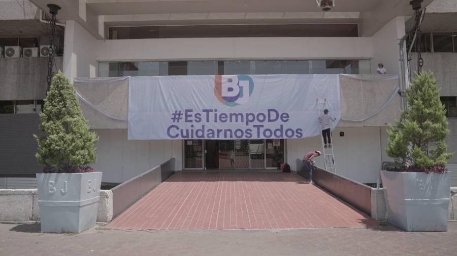 Lanzan campaña para usar cubrebocas obligatorio en Benito Juárez