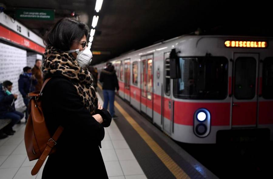 Casi 20 mil 500 muertos por coronavirus en Italia