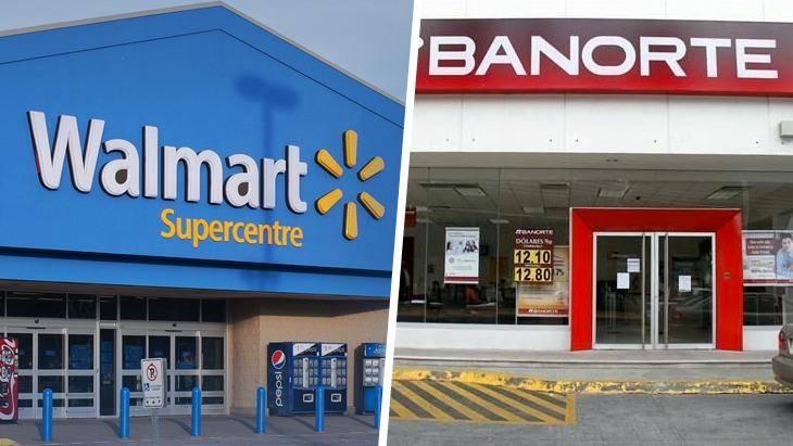 Banorte y Walmart firman acuerdo de transacciones por contingencia