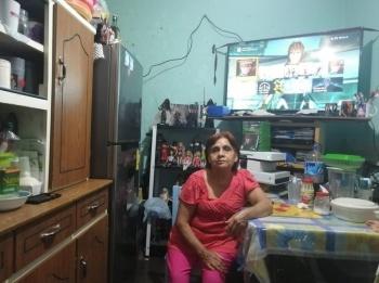 Pequeñas viviendas, escenario para muchos en pandemia