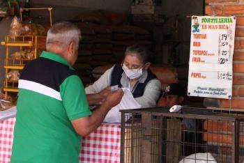 Las amenazas de Profeco y la alza del precio de maíz podría generar desabasto de tortilla
