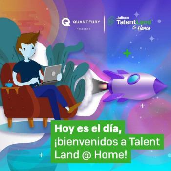 Talent Land @Home: conferencias y talleres gratis en línea