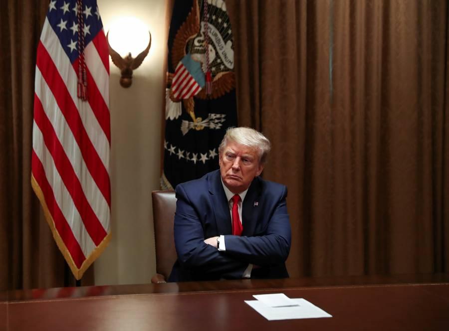 Trump buscará discutir pandemia del Covid-19 con líderes del G7