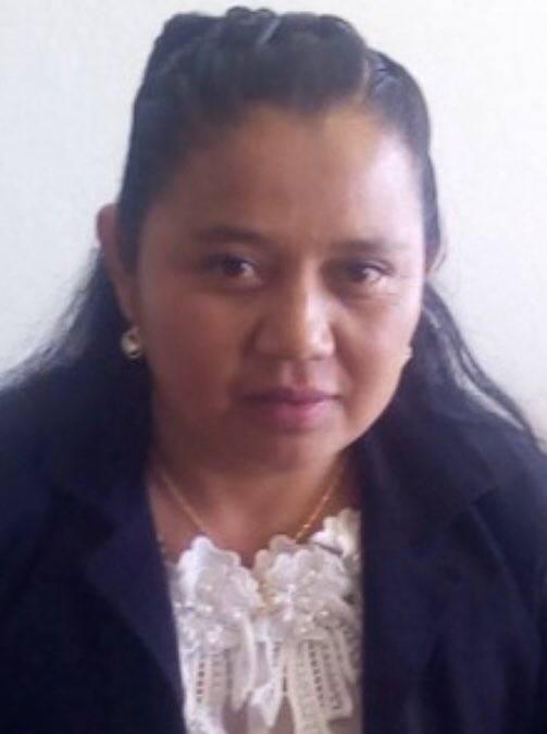 Asesinan a regidora de Texcatepec, María del Carmen Hernández