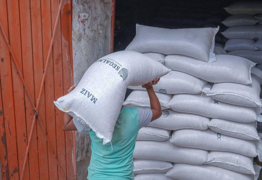 Brinda Segalmex certeza a productores de maíz de diversas entidades