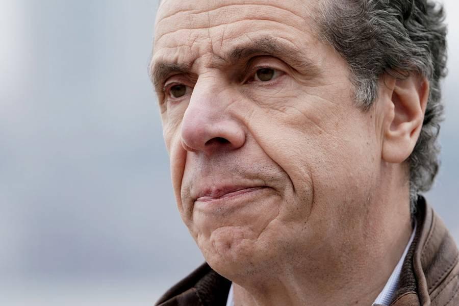 Gobernador de NY advierte a Trump desobediencia de reabrir el estado