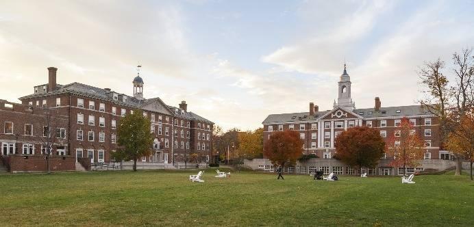 Medidas de distanciamiento social podrían durar hasta 2022: Harvard