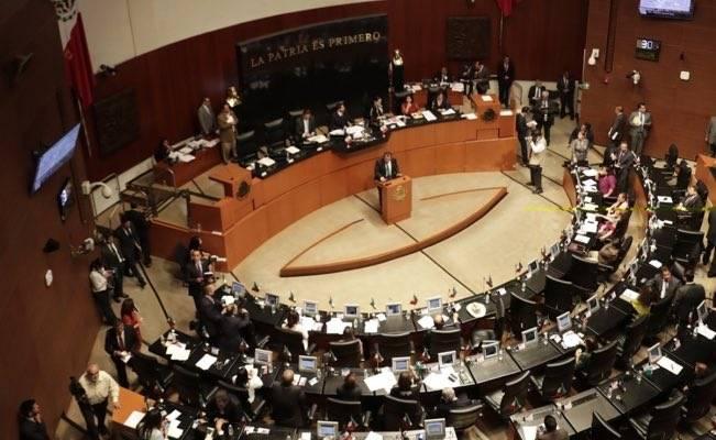 Senadores rechazan la revocación de mandato presidencial que propuso AMLO
