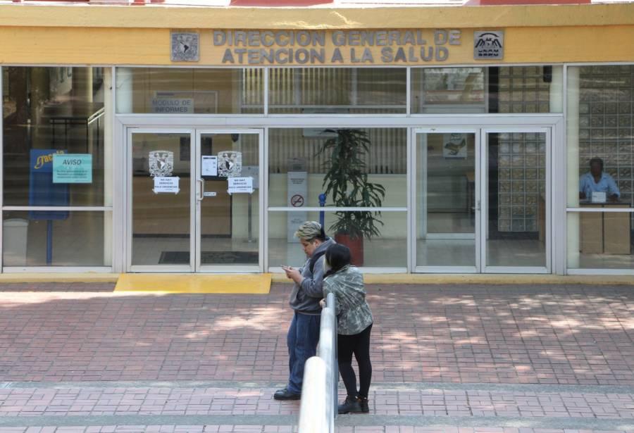 La UNAM da servicio telefónico a la comunidad para resolver cualquier duda