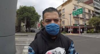 La Alcaldía Benito Juarez denuncio a YouTuber con Covid-19 por violar cuarentena