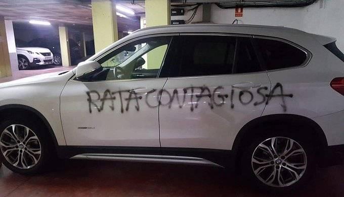 Ginecóloga en España es víctima de vandalismo por coronavirus