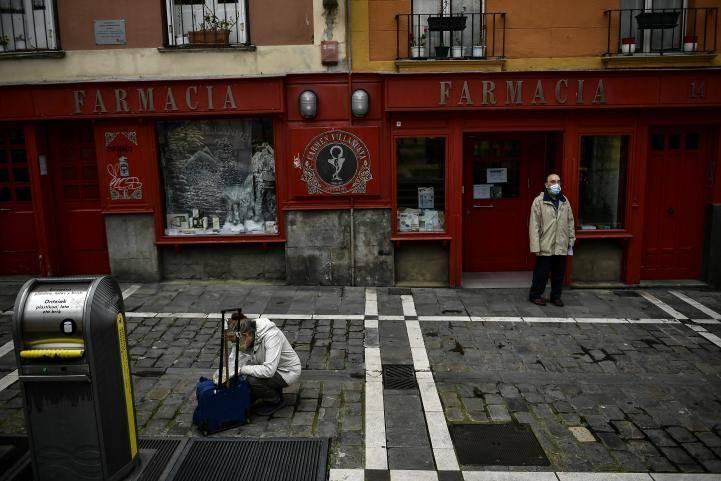 Disminuyen en España el número de muertos por COVID-19