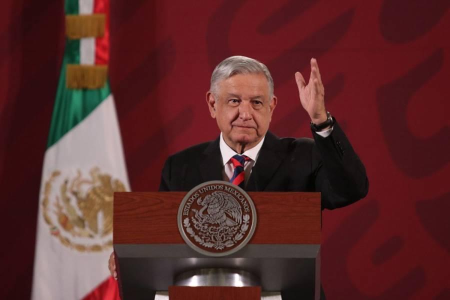 Conservadores rechazaron adelantar revocación de mandato: AMLO