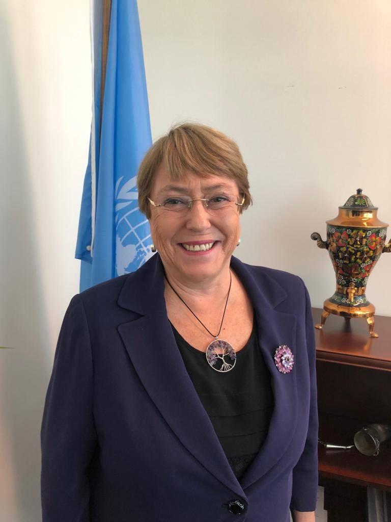 Michelle Bachelet exige a países que permitan regreso de sus ciudadanos en medio de la contingencia por Covid-19