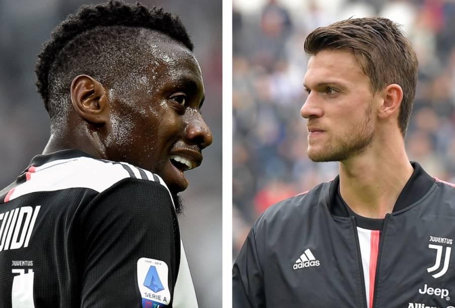 Juventus confirma que Rugani y Matuidi se recuperan del Covid-19