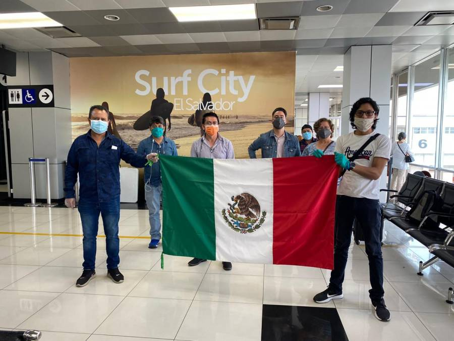 Ya son 9 mil 579 mexicanos retornados por coronavirus