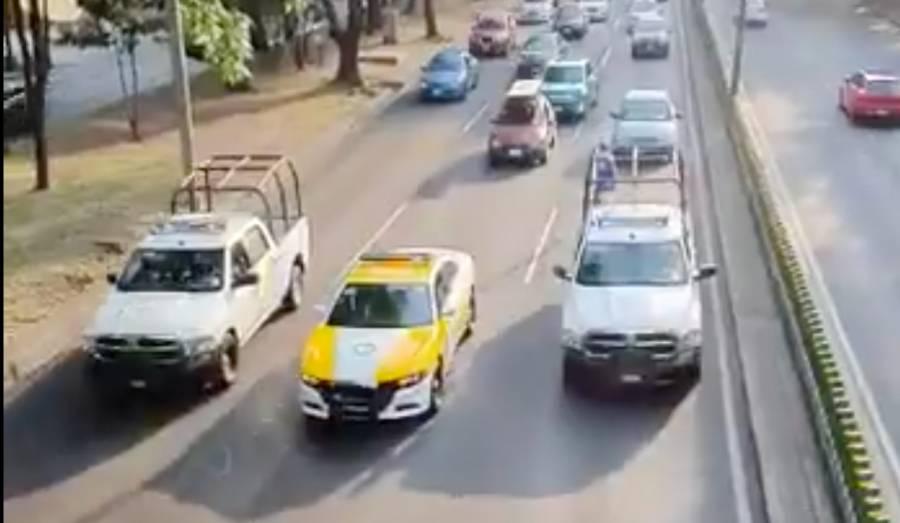 Con el fin de evitar accidentes, Tránsito implementa operativo en vías primarias
