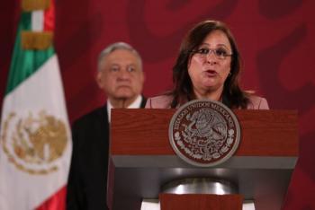 EE UU no condicionó a México para destrabar las negociaciones con la OPEP+: Nahle