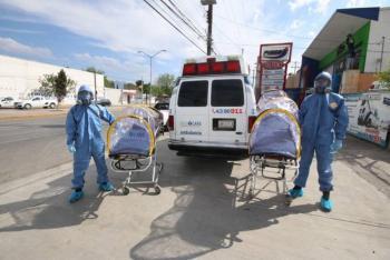 Informan de la quinta muerte por COVID-19 en Tlaxcala