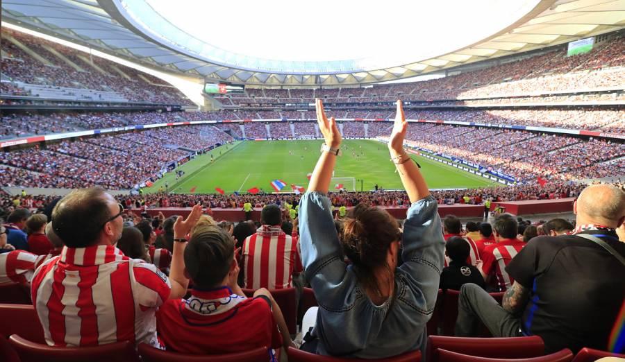 Atlético de Madrid homenajeará a seguidores fallecidos por Covid-19
