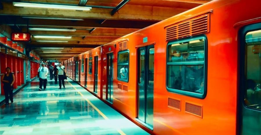 Declaran obligatorio cubrebocas en el Metro