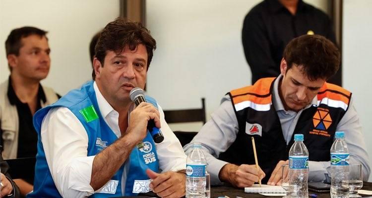 Destituyen a Mandetta como ministro de Salud de Brasil por no coincidir en políticas para detener el Covid-19