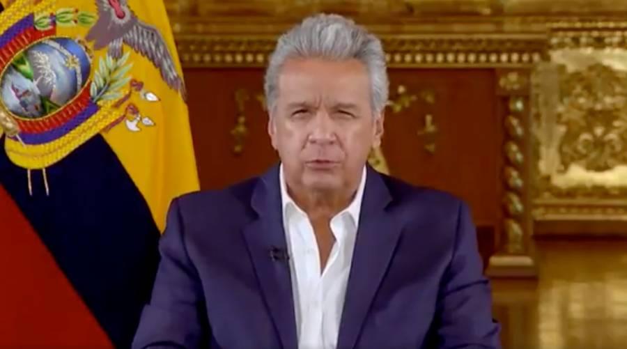 Ecuador no estaba preparado para enfrentar al Covid-19: Lenín Moreno