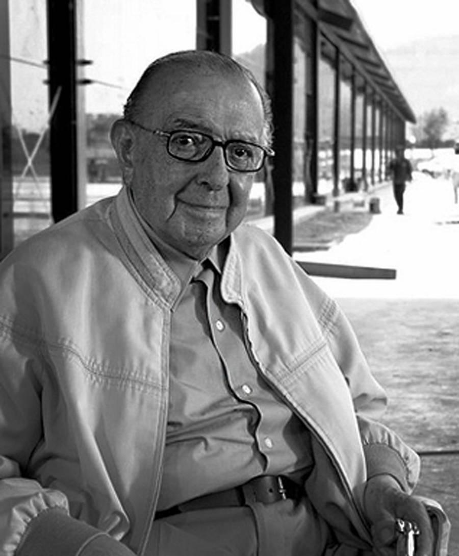 Pedro Ramírez Vázquez, la herencia del gran arquitecto