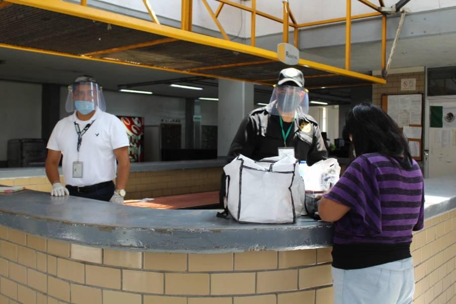 Se garantiza el derecho de salud en cárceles de la CDMX