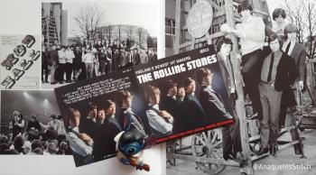 16 de abril de 1964, primer álbum de The Rolling Stones
